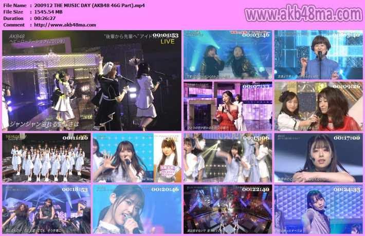 200912 AKB48 46G Part