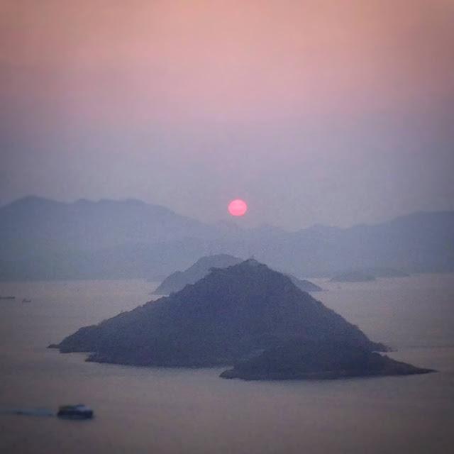 Chinese, hong kong, Sunset,  中式,日落