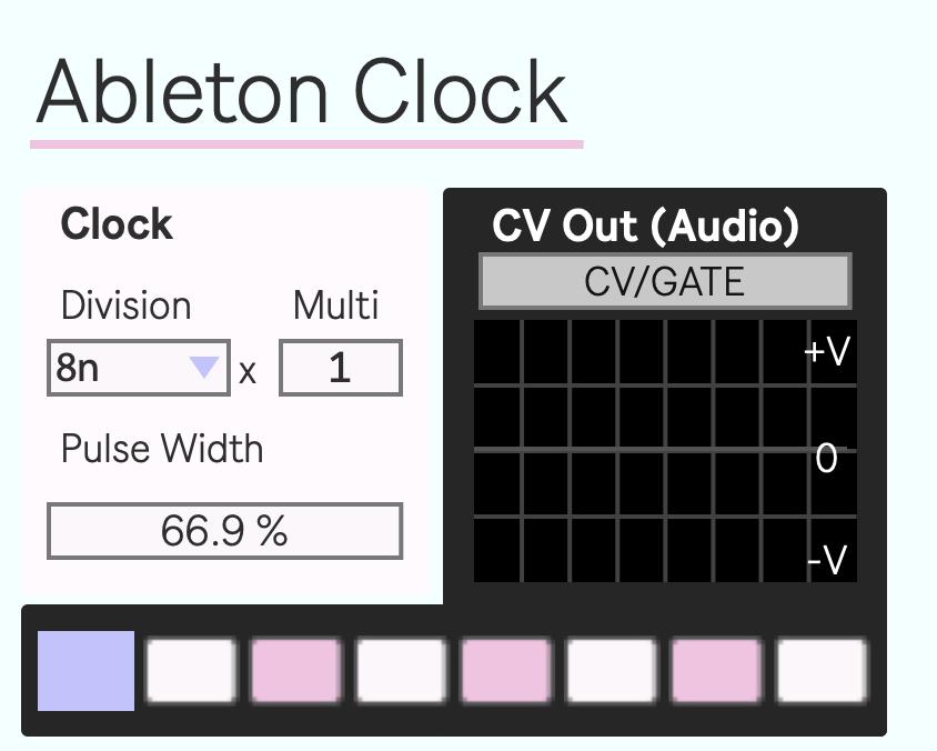 AbletonClock