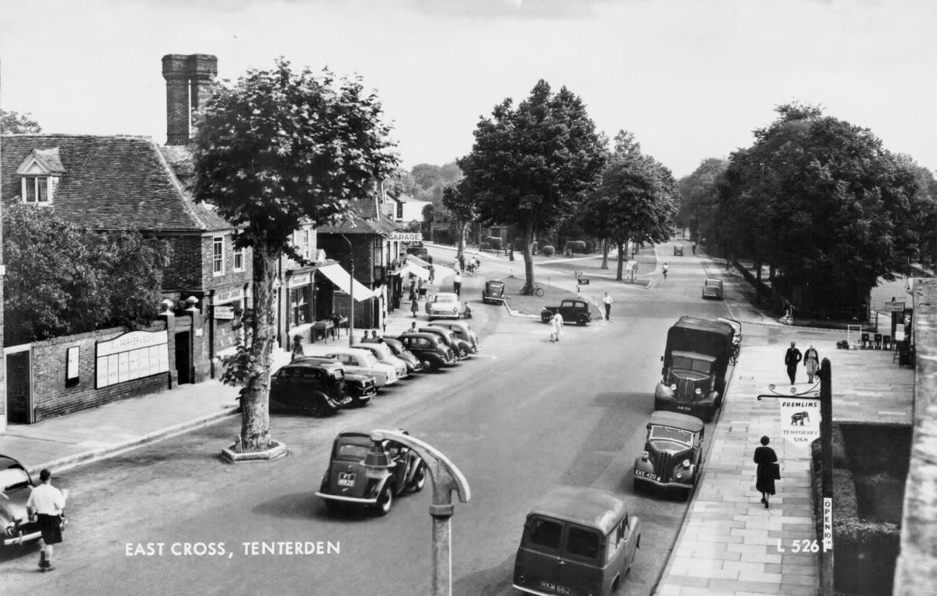1950s East Cross