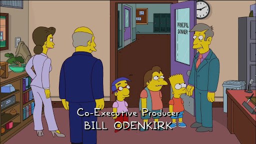 Los Simpsons 22x03 Bart, el desobediente