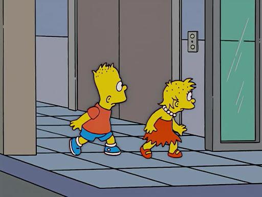 Los Simpsons 16x19 El Día Del Juicio