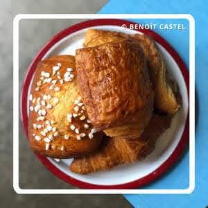 パリのパンオショコラ BENOIT CASTEL ブノワ・カステル