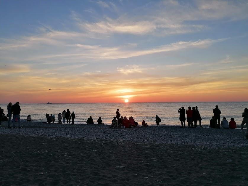 """7. Пляж """"Ривьера""""."""