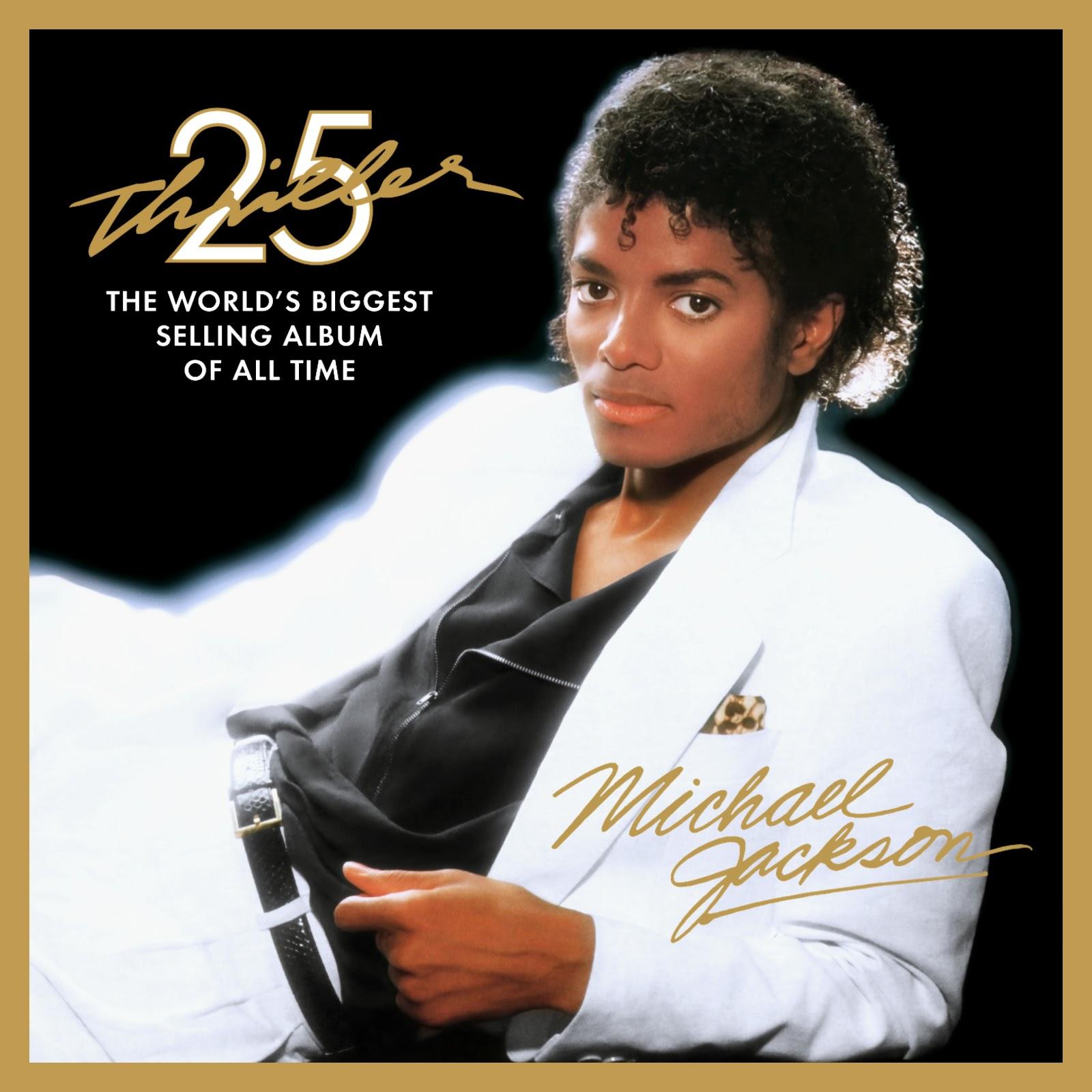 Album Artist: Michael Jackson / Album Title: Thriller 25