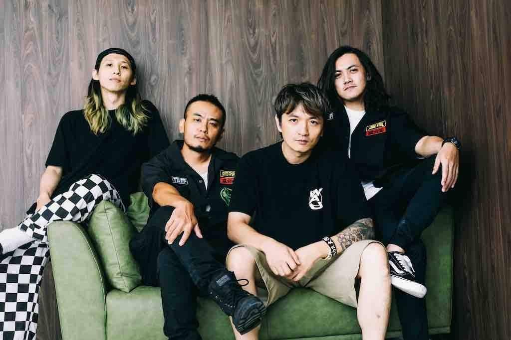 金曲31 滅火器 榮獲最佳樂團「希望所有的音樂人都能夠為台灣感到自傲」