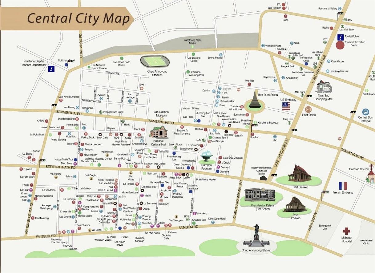 Plano Vientiane