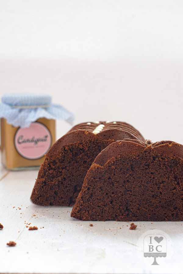 Loaf Cake de chocolate