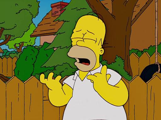 Los Simpsons 17x03 Milhouse de Arena y Niebla