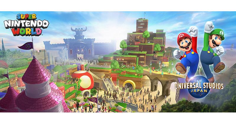 Super Nintendo World Universal เตรียมเปิด Grand Opening 4 กุมภาพันธ์ นี้!