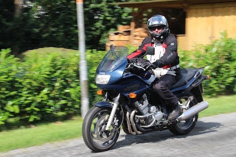 Two-wheel campaign launched as border reopens