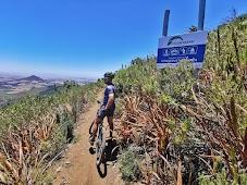 Simonsberg trails