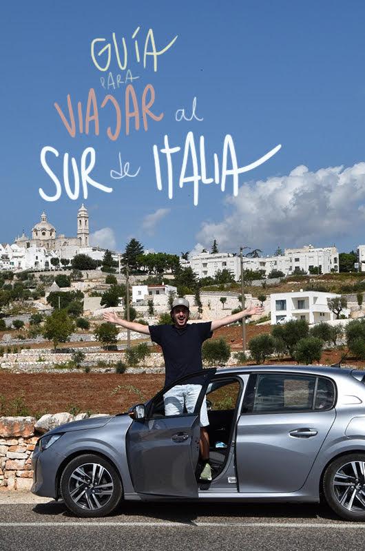 viaje al sur de italia