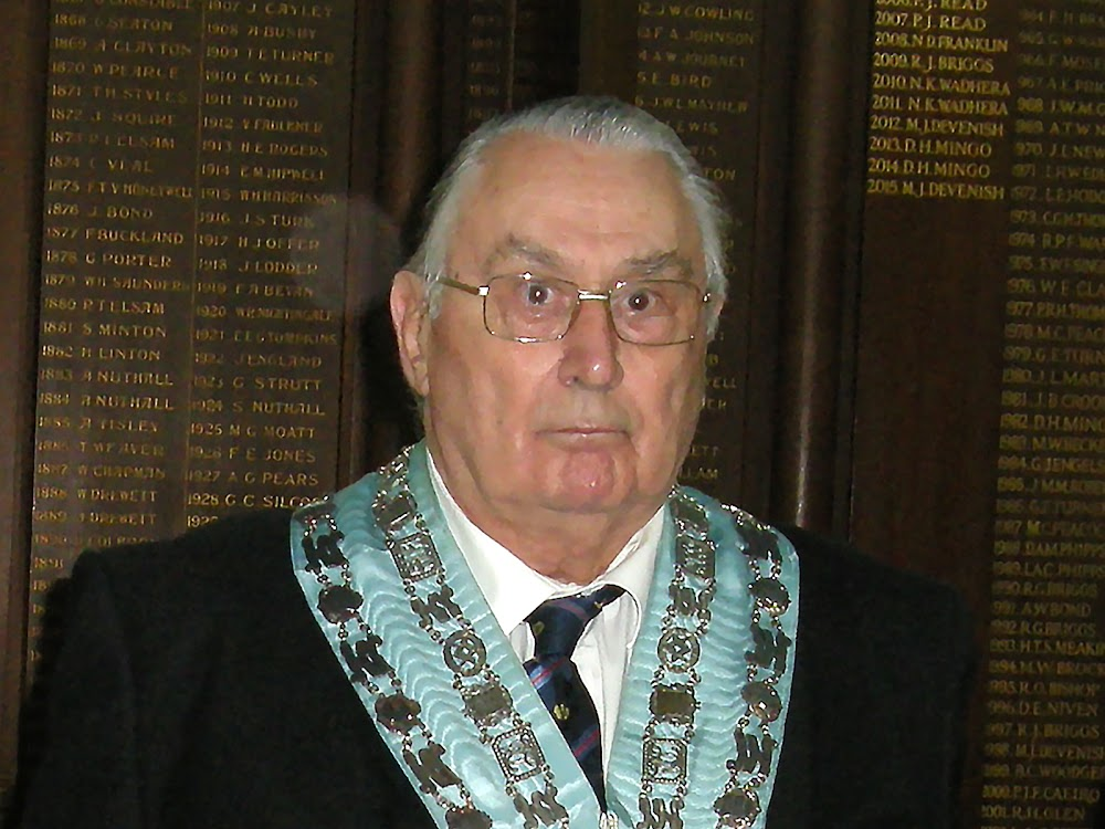 W.Bro. David Owen Passed To The Grand Lodge Above