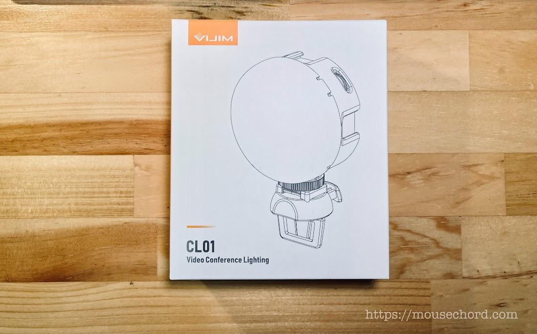 コスパ良し!Ulanzi LED照明ライト-CP01購入Review