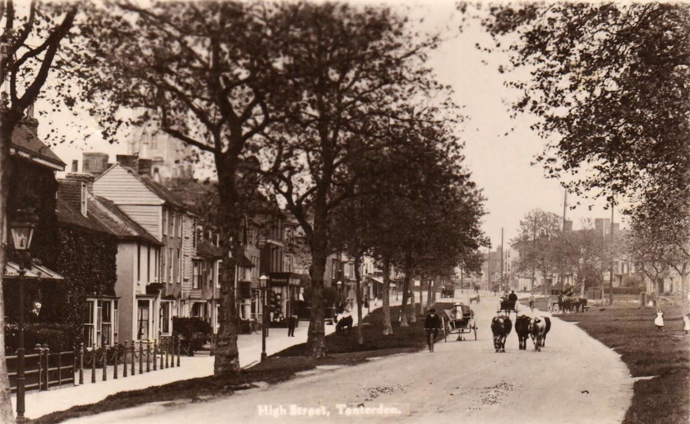 Tenterden High Street 1928