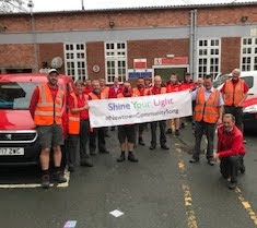 Posties to take part in town's Christmas song