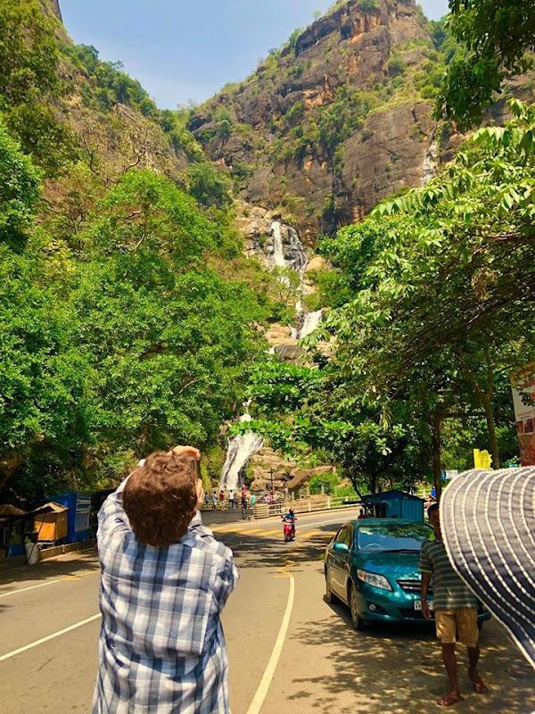 Rawana Falls