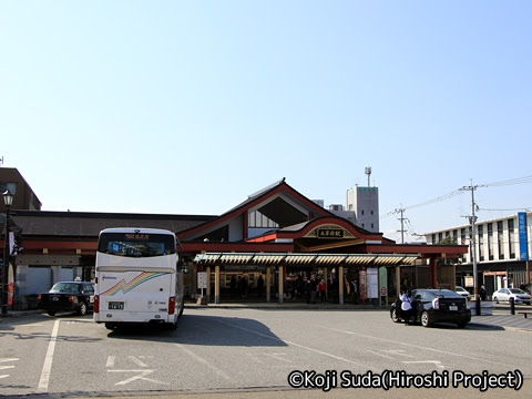 西鉄 6050形改造「THE RAIL KITCHEN CHIKUGO」 全貸切ツアー 太宰府駅