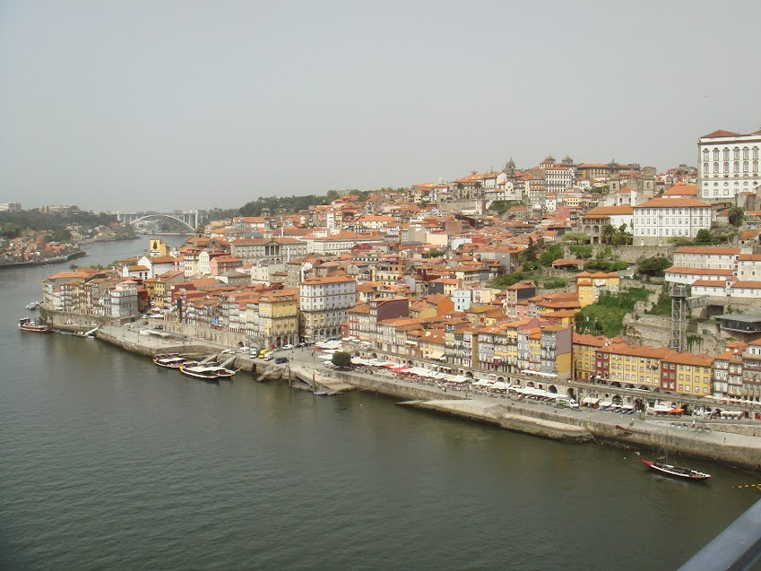 Porto and the delightful Douro cais. Fly to Madeira and consider a stopover in Porto