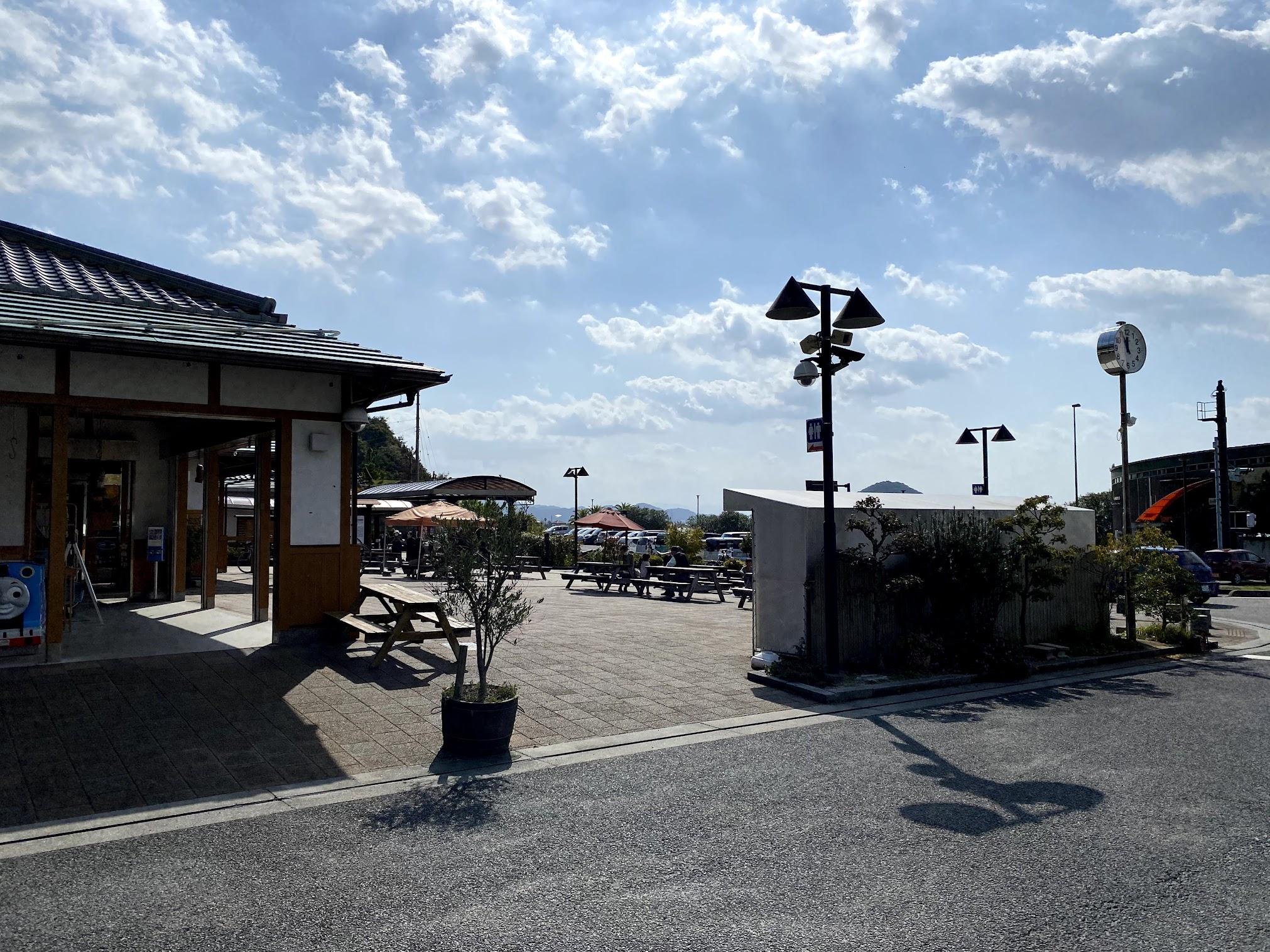 道の駅ふわり