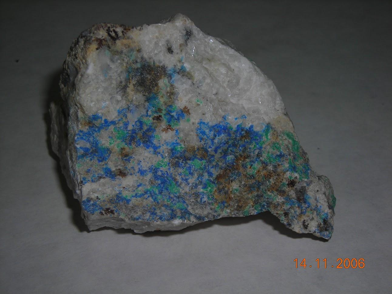 Руда месторождения Тукчи