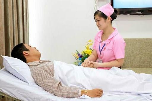 Nệm nước - món quà yêu thương gửi cho người bệnh nhân
