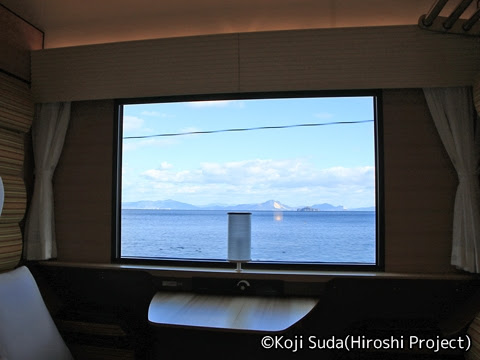 JR西日本 117系「WEST EXPRESS 銀河」 山陽ルート(上り)の旅_車窓_04