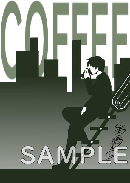 イラスト(COFFEE)