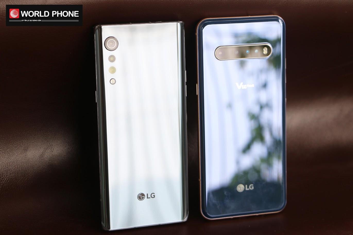 LG Velvet sở hữu  con chip Snapdragon 765 đi cùng với RAM 8 GB và bộ nhớ dung lượng 128GB UFS 2.1