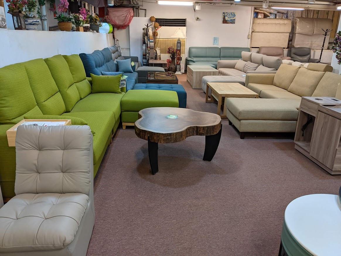 添興家具 中永和家具行推薦 各式沙發