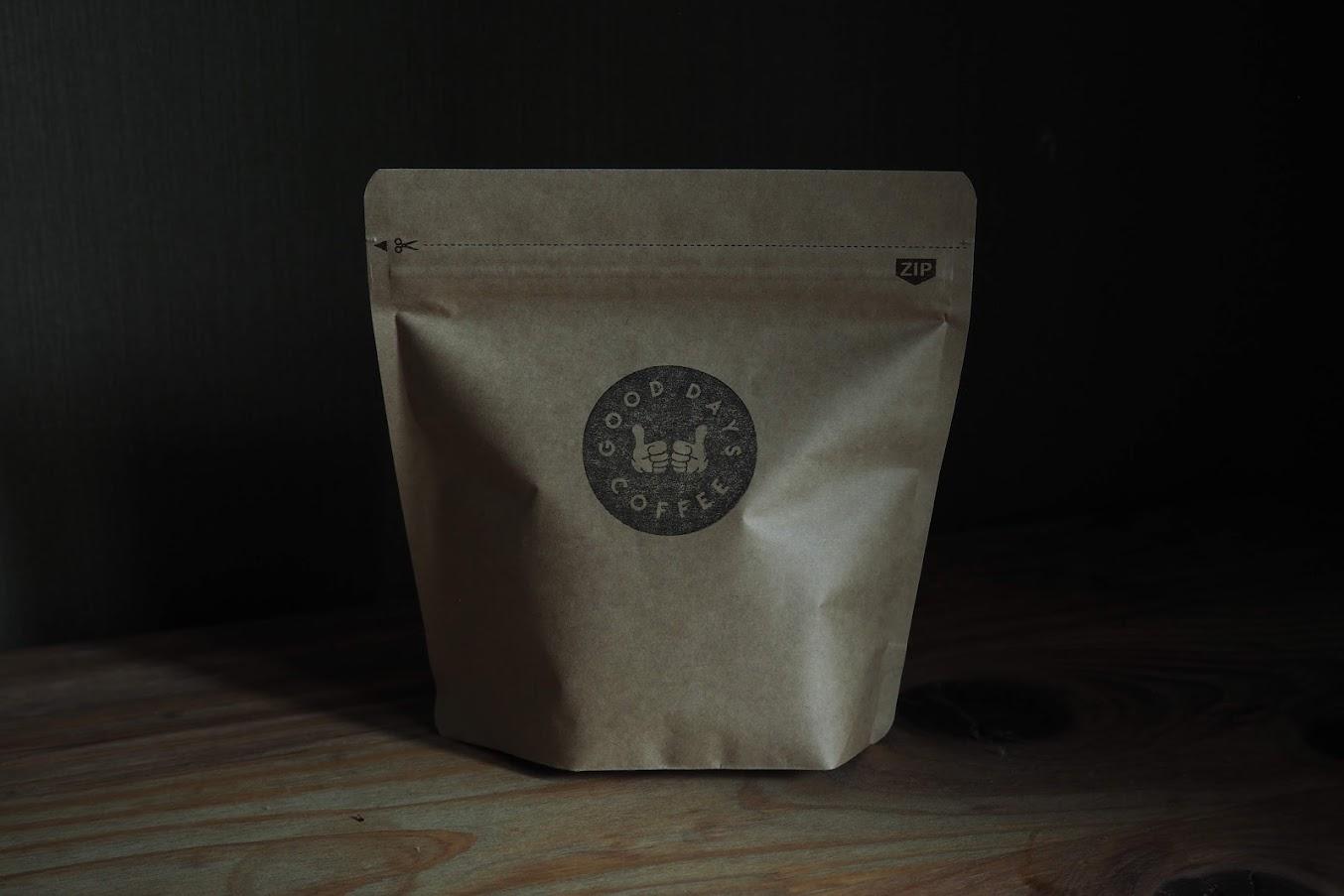 GOODDAYSCOFFEEでコーヒーをテイクアウト