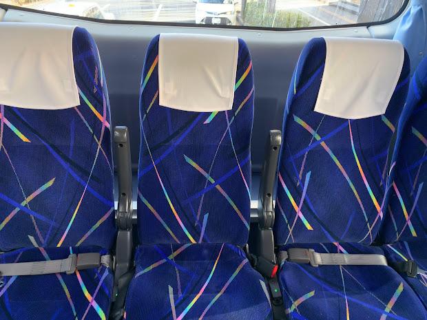 座席シート 写真2