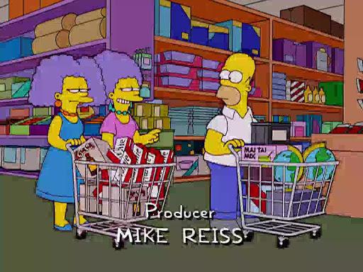 Los Simpsons 15x05 El gordo y el peludo
