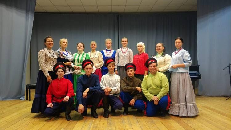 Фольклорный ансамбль ВГИИК «Венец» стал победителем окружного этапа Всероссийского хорового фестиваля