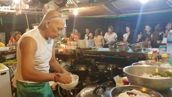 Sigi N' Thai Food