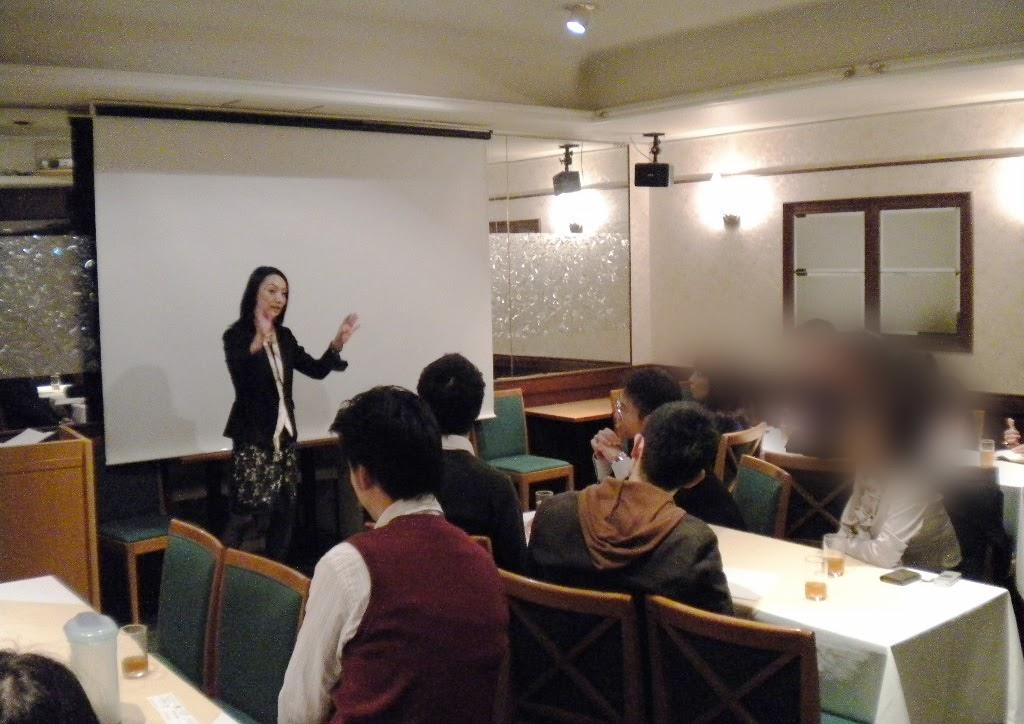 20101202志魂塾@豊澤 早一妃