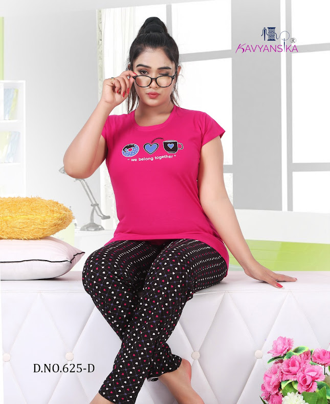 Kavyansika Vol 625 Women Night Suits Catalog Lowest Price