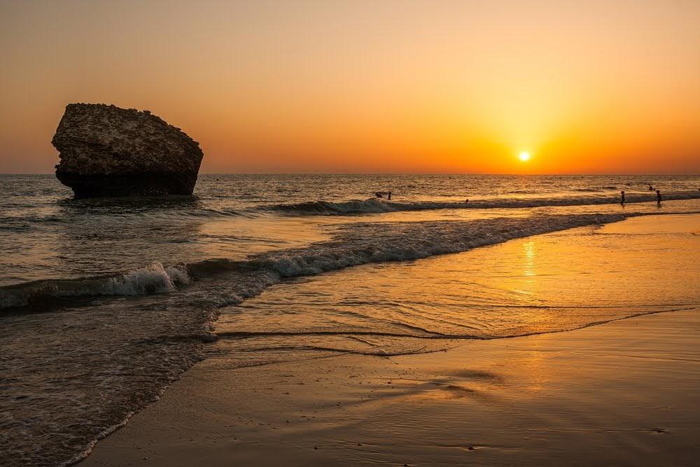 playa más bonitas de Andalucia