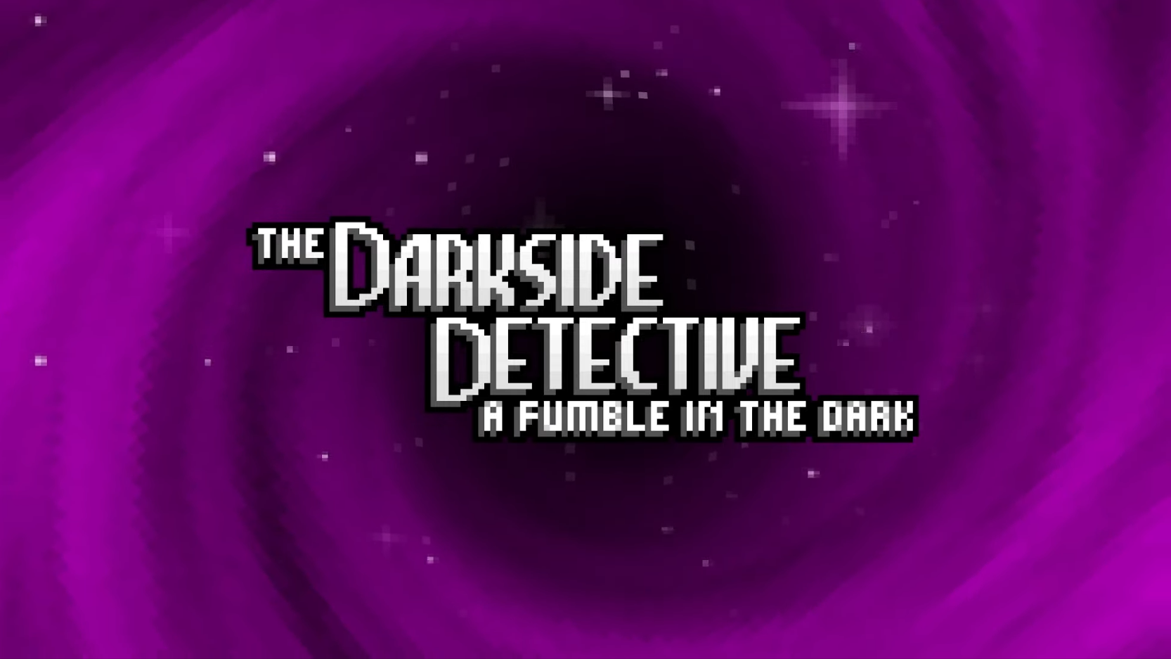 The Darkside Detective A Fumble In The Dark is out NOW