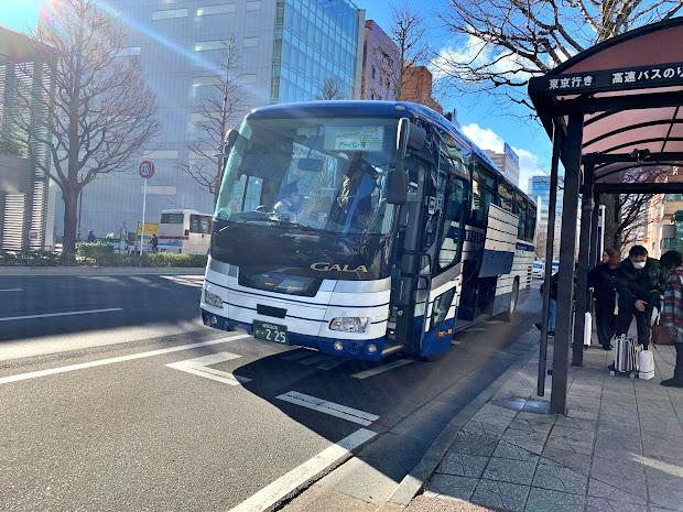 仙台駅前41番のりば