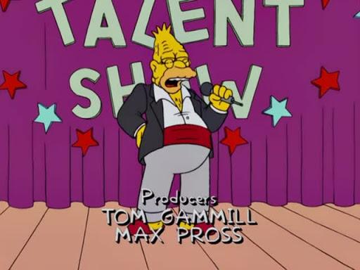 Los Simpsons 12x12 Juego Limpio