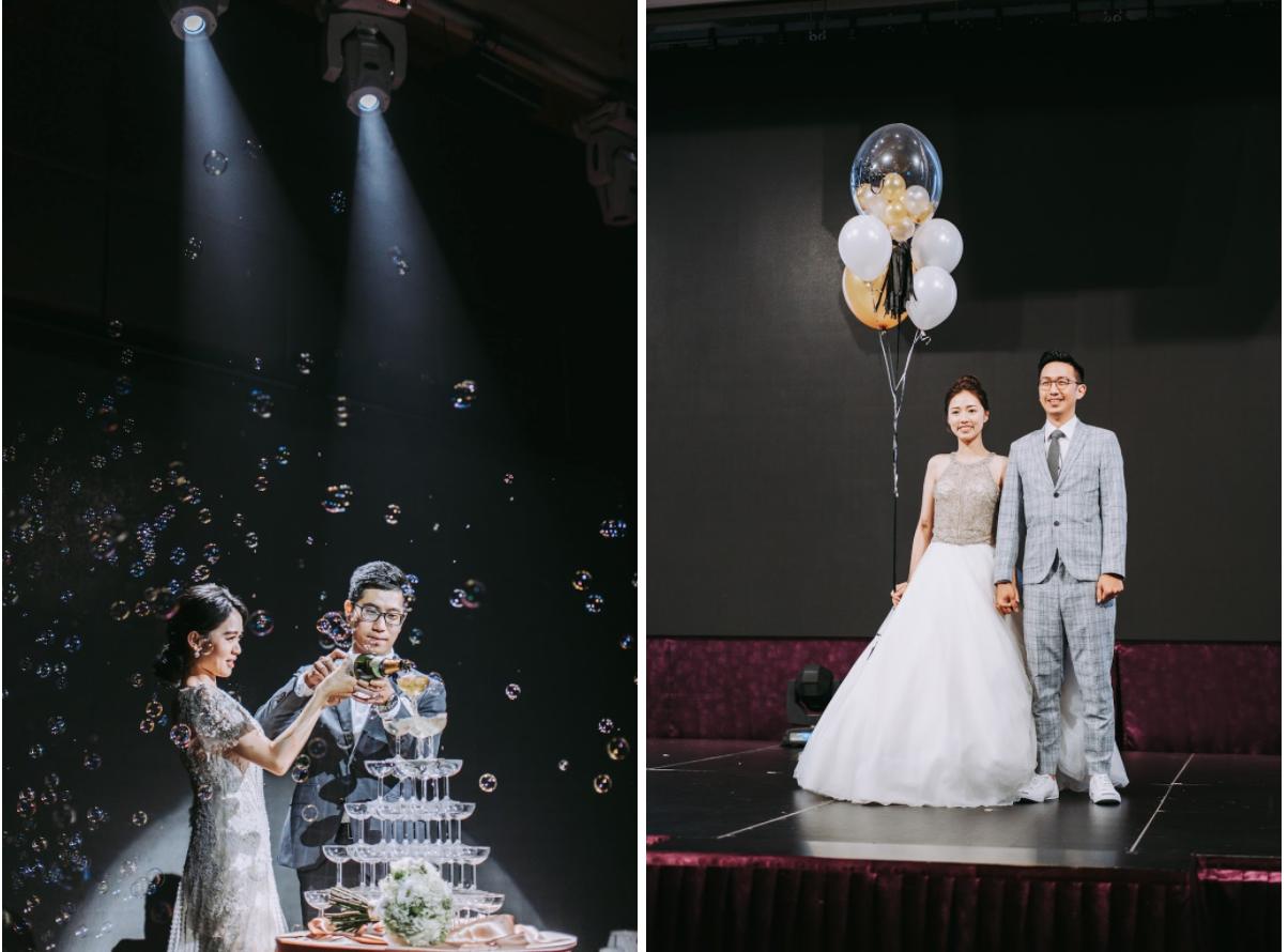 萊特薇庭的婚禮攝影紀錄小秘訣