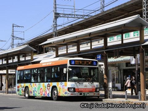 奈良交通「八木新宮線」 ・958_11