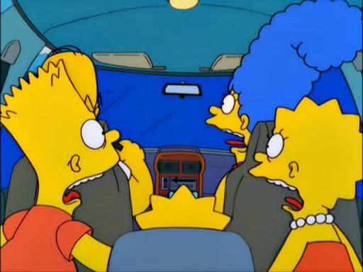 Los Simpsons 11x01 Homero va a Hollywood