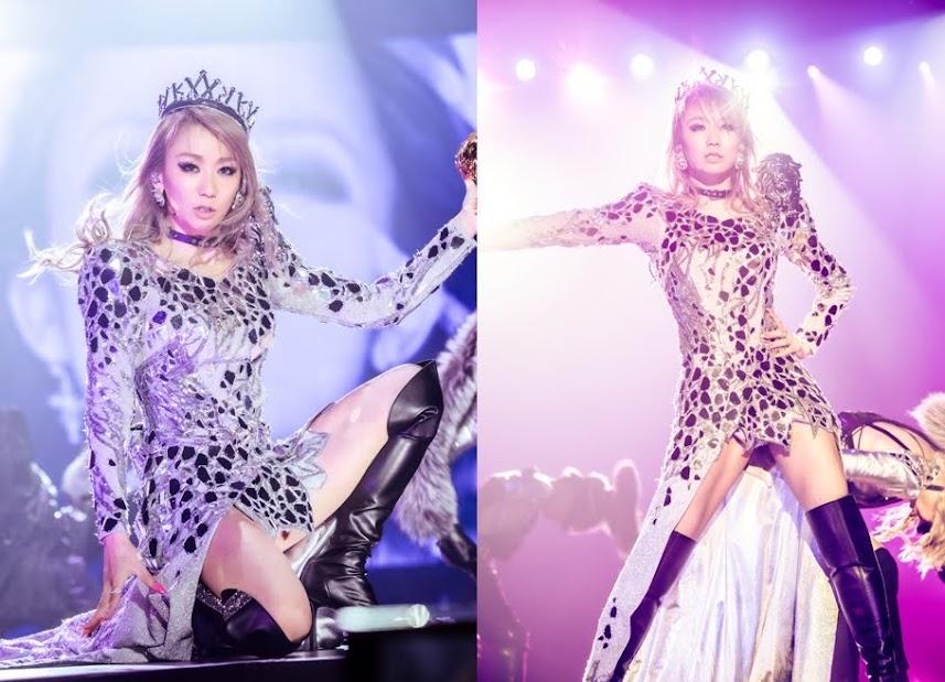 持續點燃娛樂的火焰!   倖田來未 20週年Arena巡演開跑!