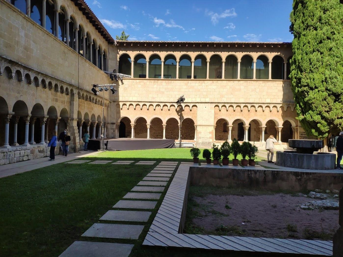 El Claustro del Monasterio