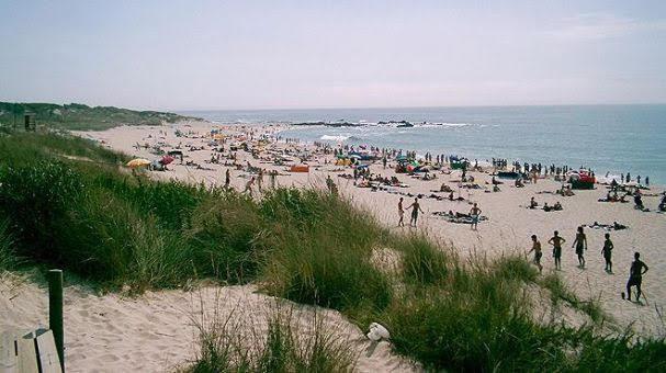 Praia da Arda - Praia do Bico