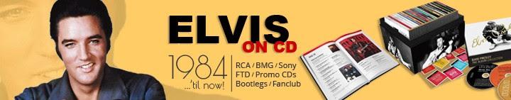 Elvis On CD