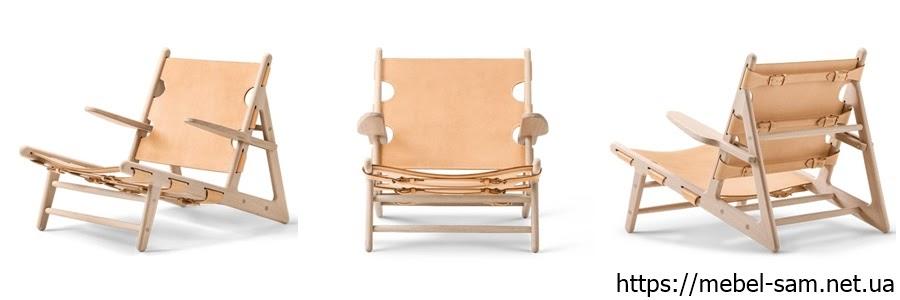 Лаунж-кресло Hunting Chair
